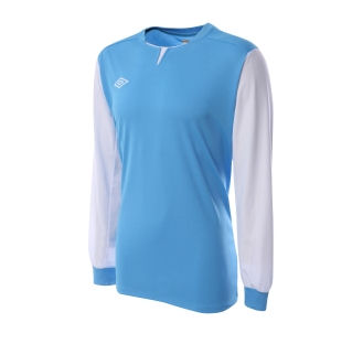 Umbro Aston LS Teamwear Shirt (light (blue)
