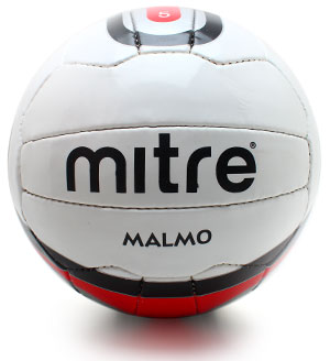Malmo 18 Panel Training Football White