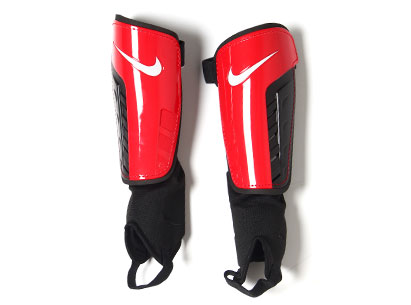 Nike Park Shield Football Shin Black/Red