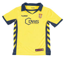 Aston Villa away 05/06
