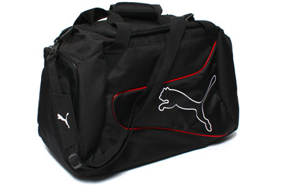 Powercat 5.12 KA Medium Match Holdall Black/Puma Red/White