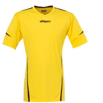 Uhlsport Team SS Shirt (yellow)