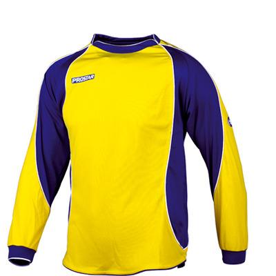 Prostar Sporting Plus Jersey (yellow-blue)