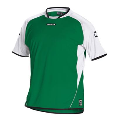 Stanno Porto SS Shirt (green-white)