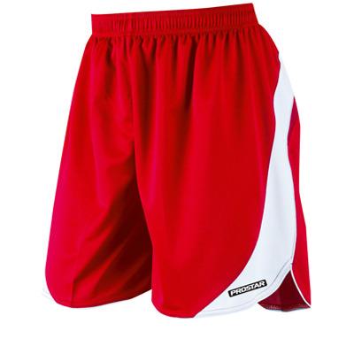 Prostar Sparta Shorts (red-white)