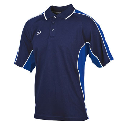Prostar Atlas Polo Shirt (navy-royal)