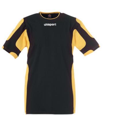 Uhlsport Cup Training Shirt (black-yellow)