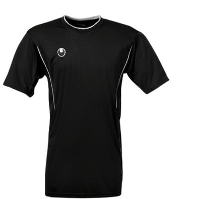 Uhlsport Polyester Training Tee (black)