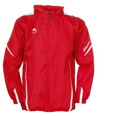 Uhlsport Team Rainjacket (red)