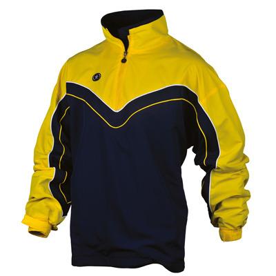 Prostar Luna Quarter Zip Jacket (yellow-navy)