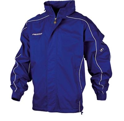 Prostar Hurriance Rainjacket (blue-white)