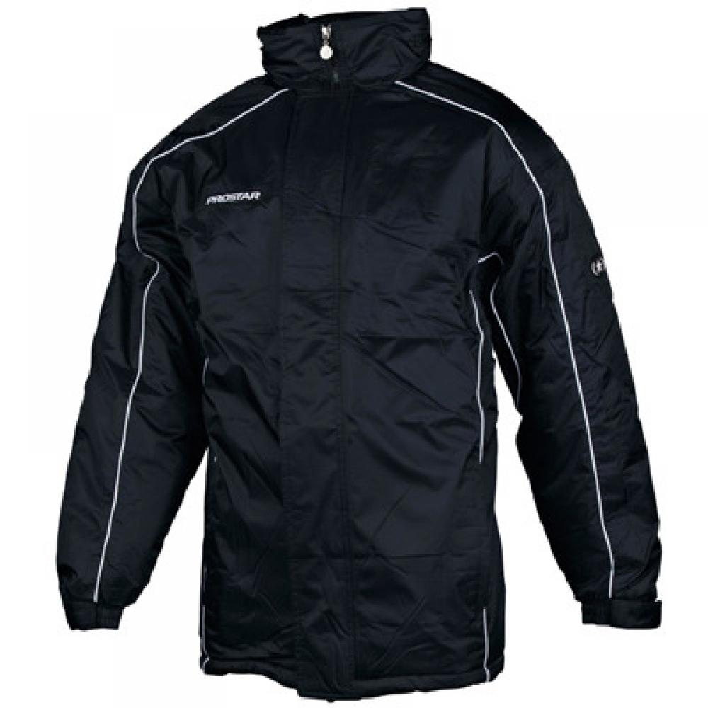 Prostar Vortex Bench Jacket (black-white)
