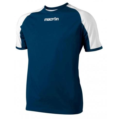 Macron Amber T-Shirt (navy)