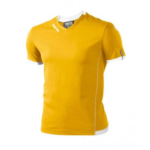 Macron Aral T-Shirt (yellow)
