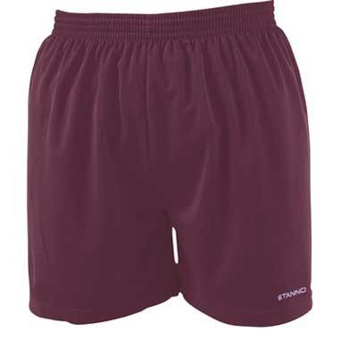 Stanno Club Football Shorts (maroon)
