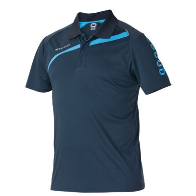 Stanno Pro Training Polo Shirt (navy-sky)
