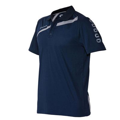 Stanno Pro Training Polo Shirt (navy-grey)