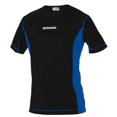 Stanno Durban Training Shirt (black-blue)