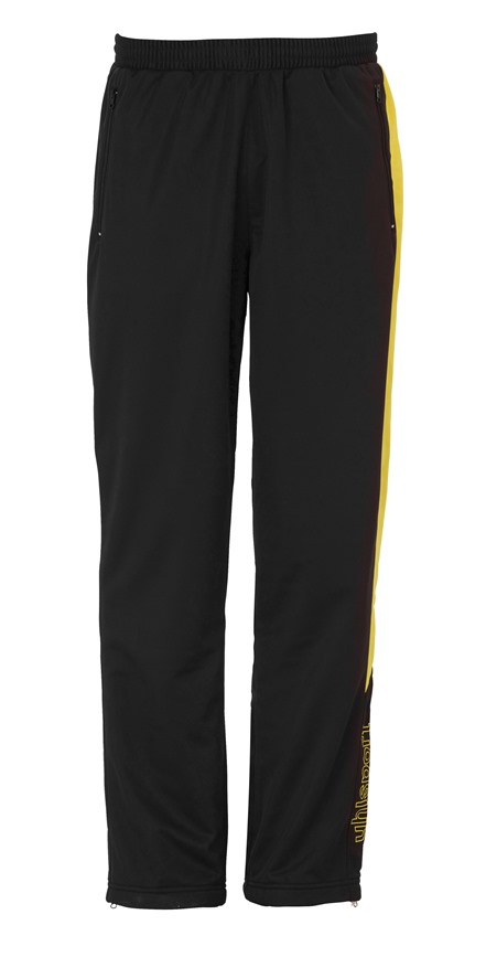 Uhlsport Liga Classic Tracksuit Pants (black-yellow)