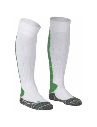 Stanno High Impact Football Socks (white-green)
