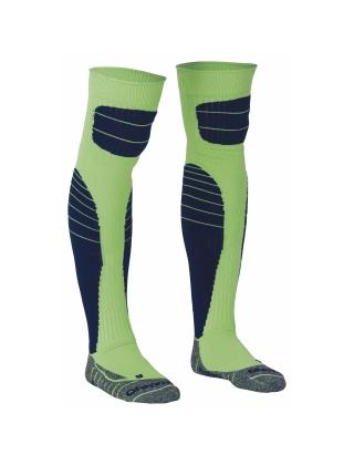 Stanno High Impact GK Socks (lime-navy)
