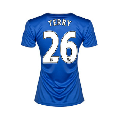 2013-14 Chelsea Ladies Home Shirt (Terry 26)
