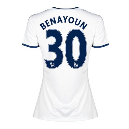 2013-14 Chelsea Ladies Away Shirt (Benayoun 30)