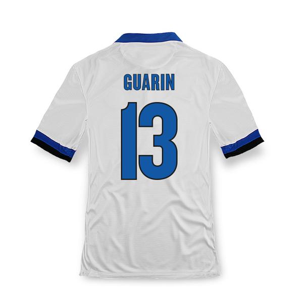 2013-14 Inter Milan Away Shirt (Guarin 13)
