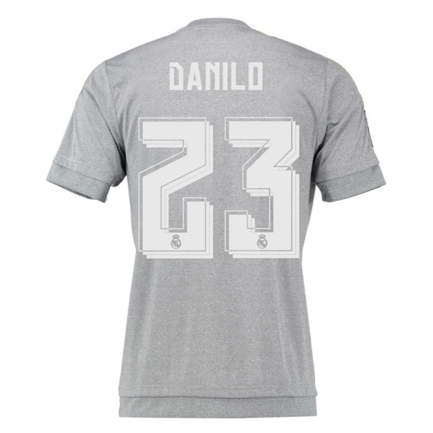 2015-16 Real Madrid Away Shirt (Danilo 23)