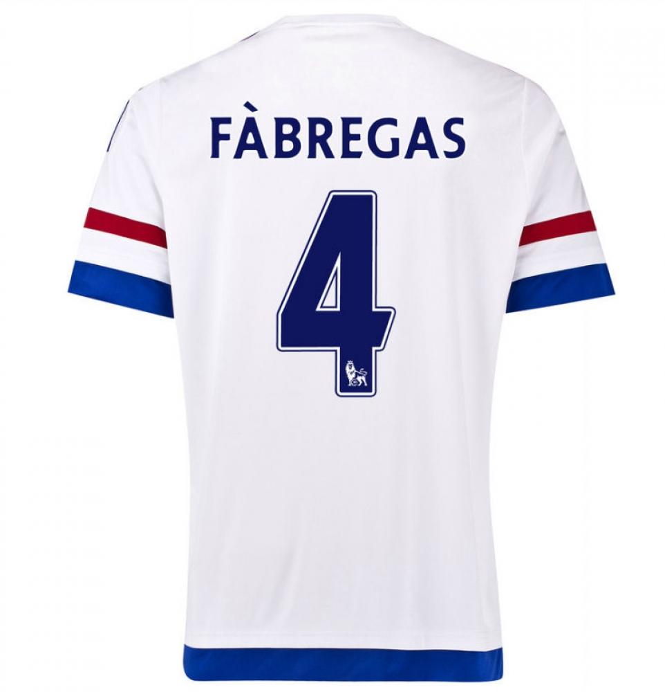 2015-2016 Chelsea Away Shirt (Fabregas 4)