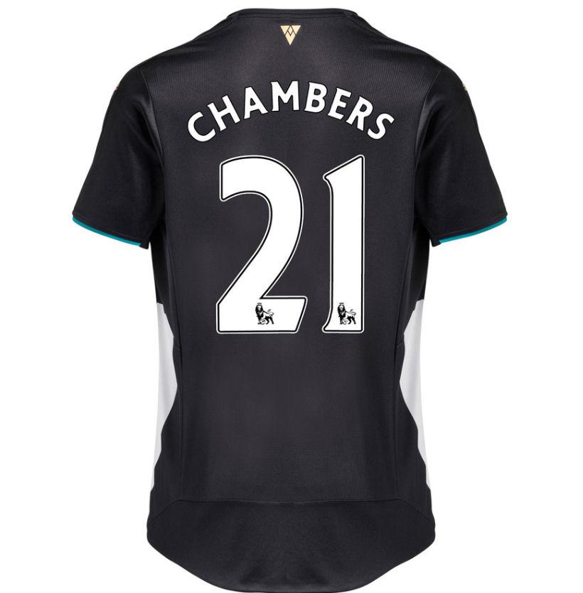 2015-2016 Arsenal Third Cup Shirt (Chambers 21)