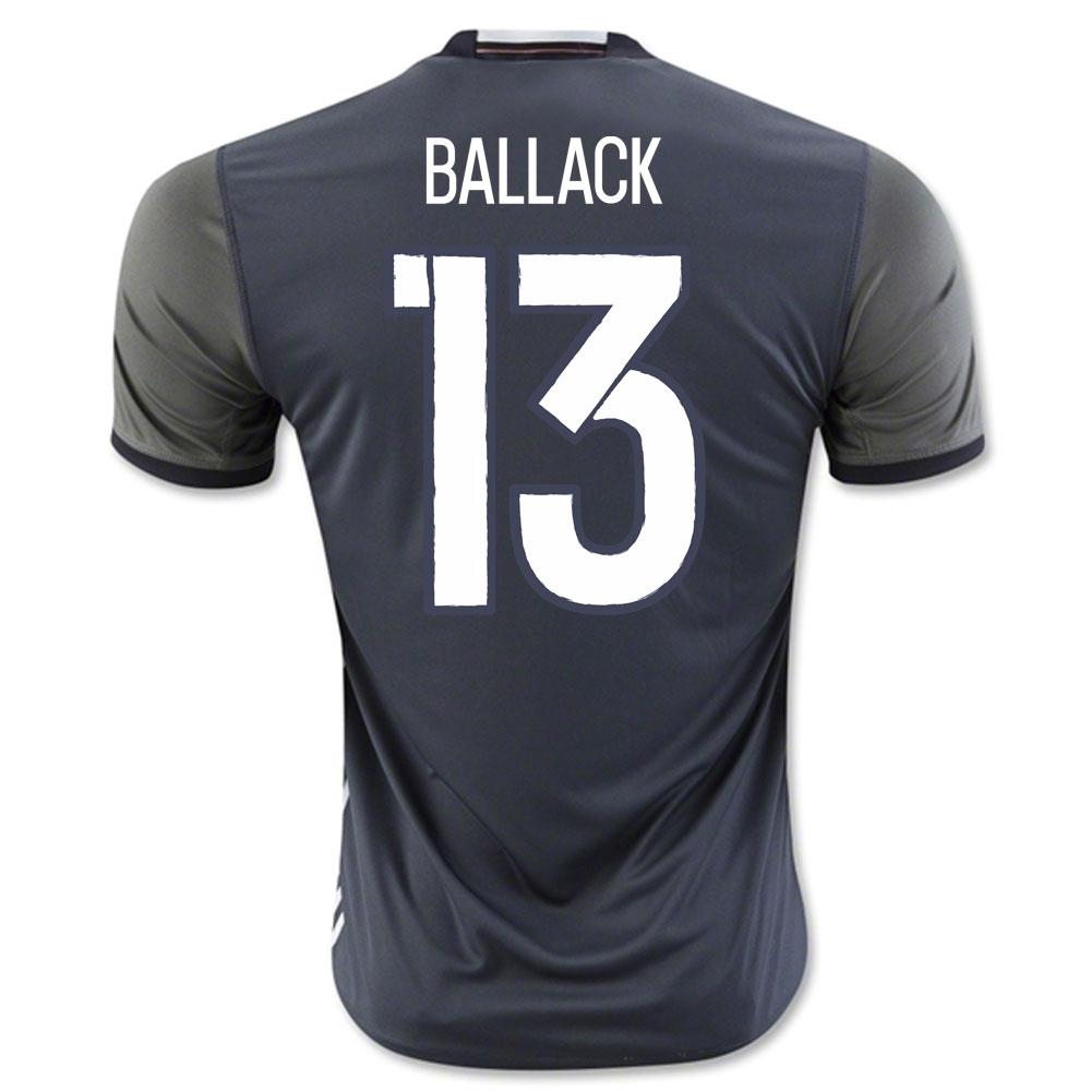 2016-2017 Germany Away Shirt (Ballack 13)