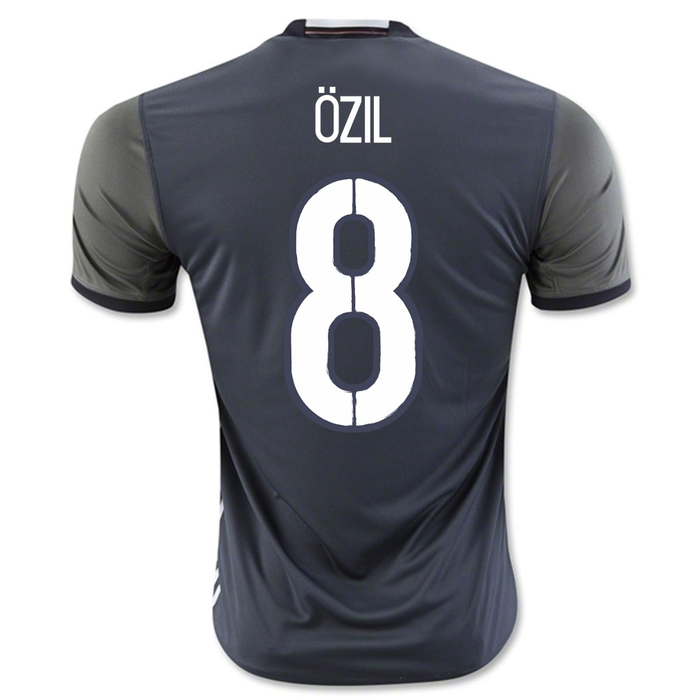 2016-2017 Germany Away Shirt (Ozil 8)