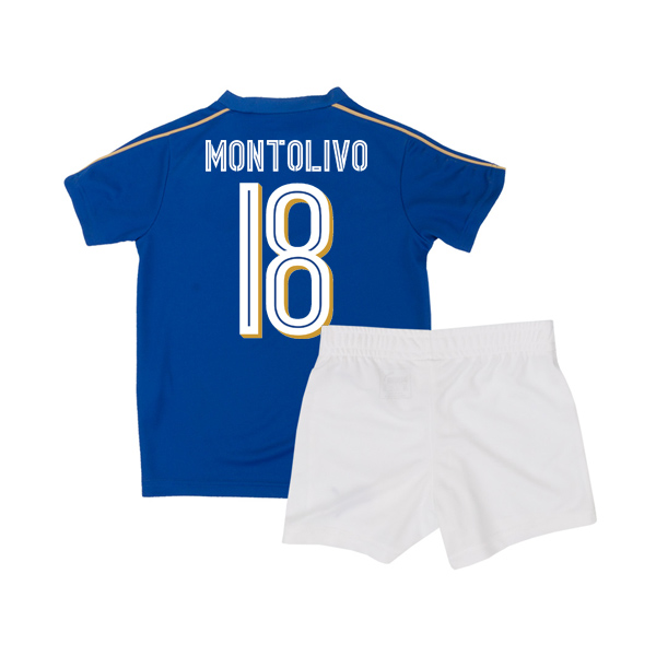 2016-2017 Italy Home Mini Kit (Montolivo 18)