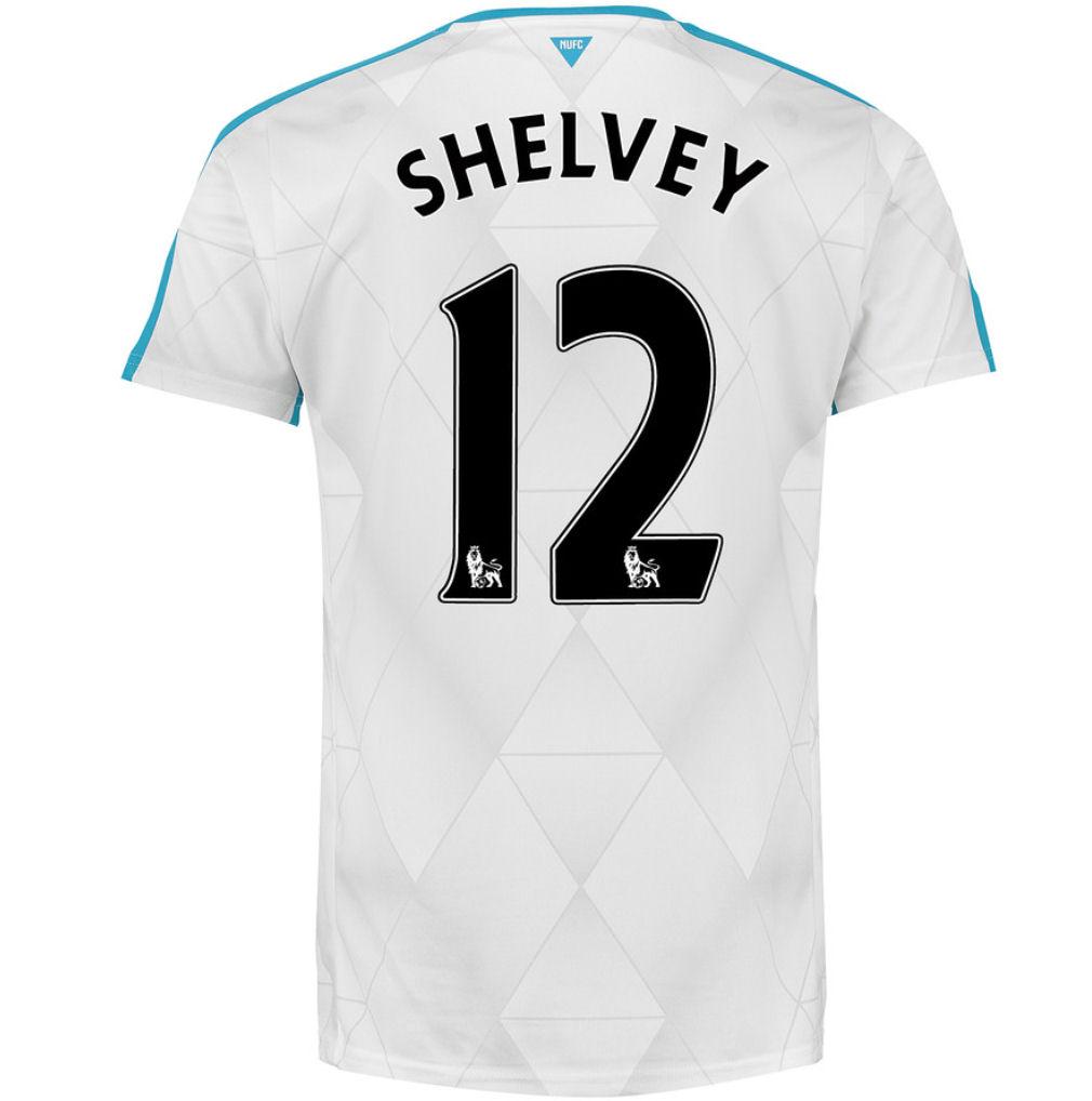 2015-16 Newcastle Away Shirt (Shelvey 12) - Kids