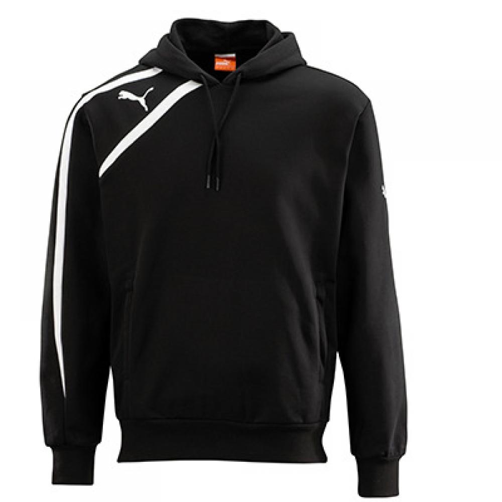 Puma Spirit Hooded Top (black) - Kids