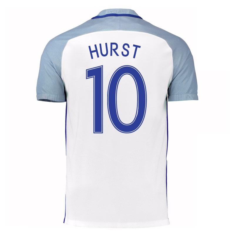 2016-17 England Home Shirt (Hurst 10) - Kids
