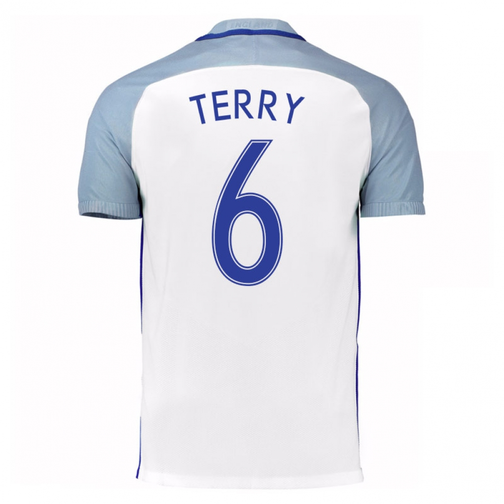 2016-17 England Home Shirt (Terry 6) - Kids