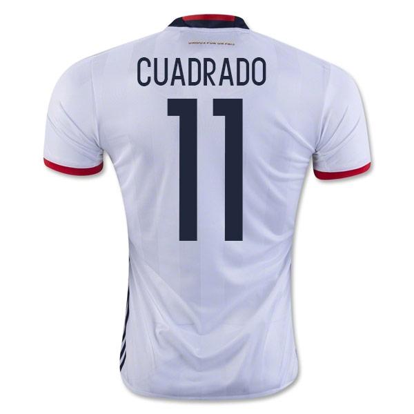 2016-17 Colombia Home Shirt (Cuadrado 11)