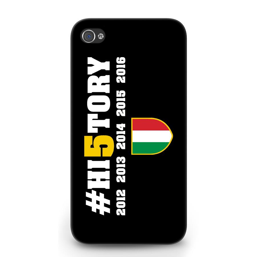 Juventus History Winners iPhone 5s Cover (Black)