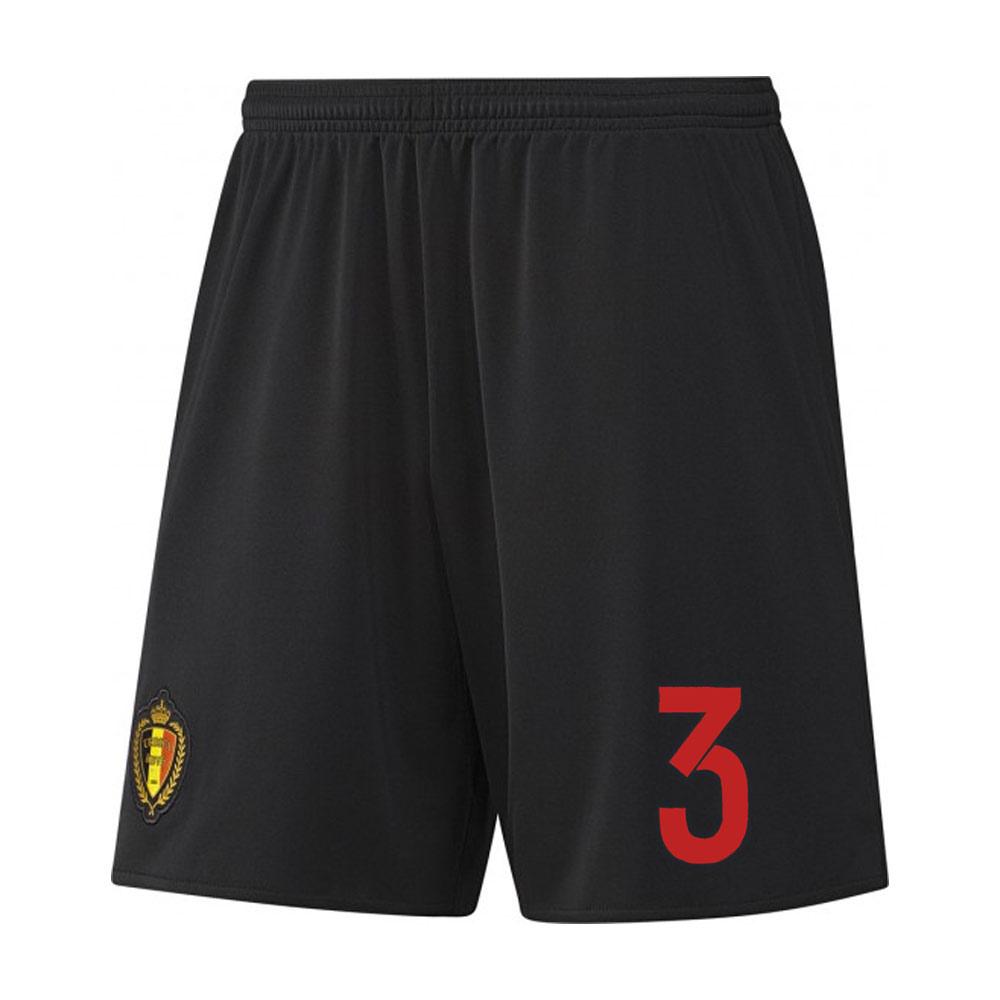 2016-17 Belgium Away Shorts (3)