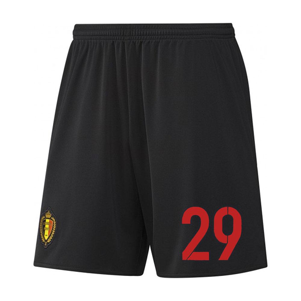 2016-17 Belgium Away Shorts (29) - Kids