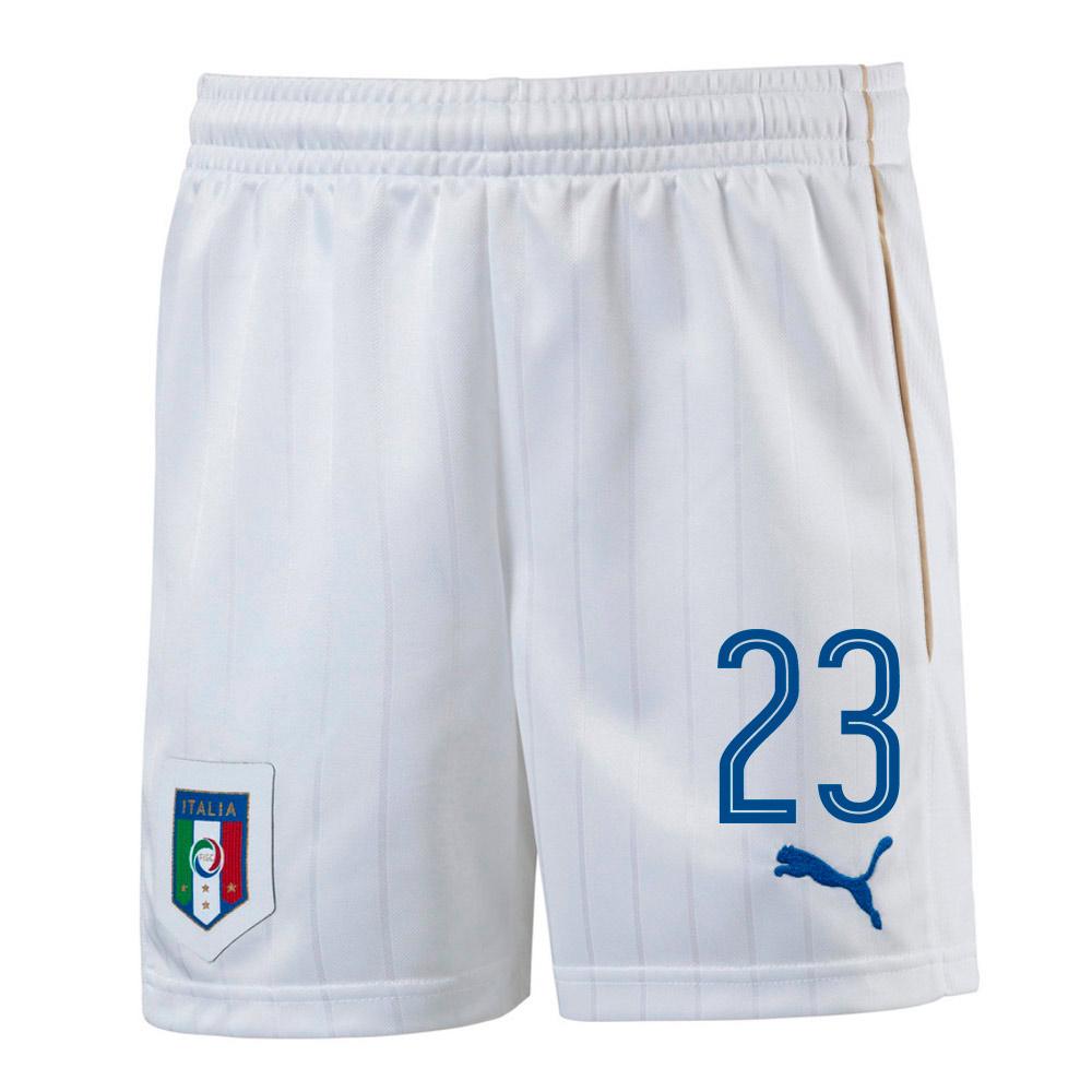 2016-17 Italy Home Shorts (23)