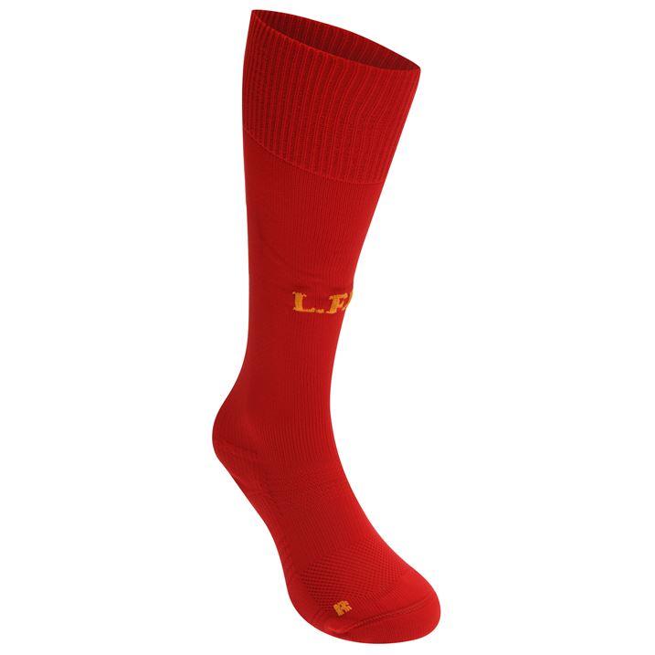 2016-2017 Liverpool Home Socks (Red) - Kids