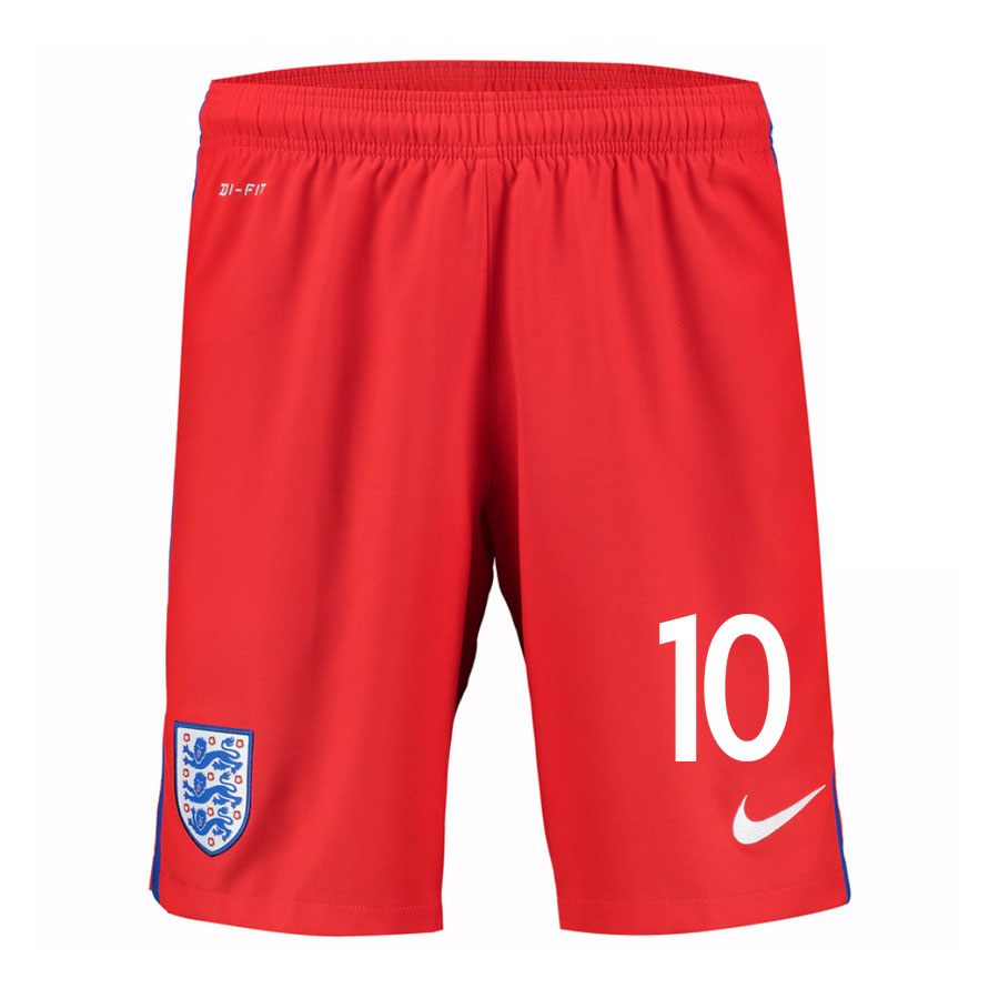 2016-17 England Away Shorts (10)