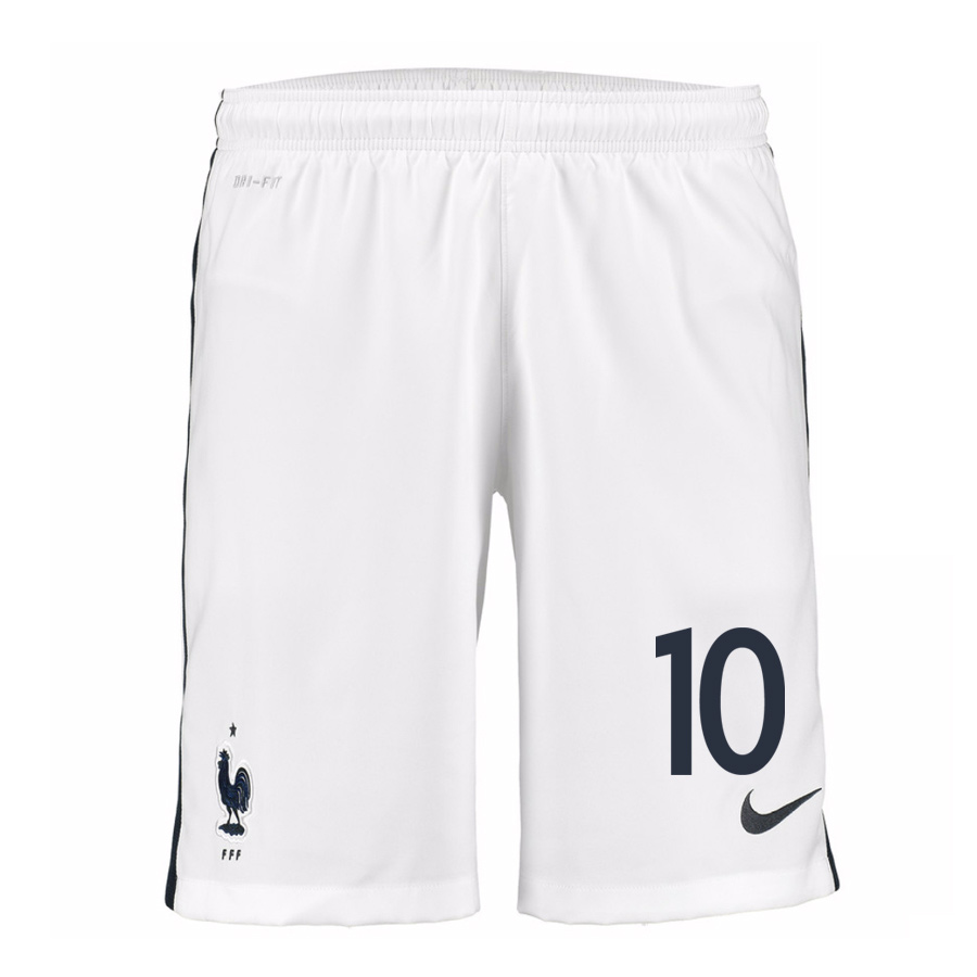 2016-17 France Away Shorts (10) - Kids
