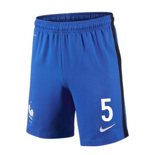 2016-17 France Home Shorts (5)