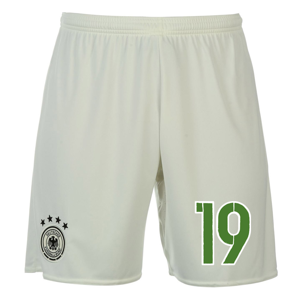 2016-17 Germany Away Shorts (19) - Kids