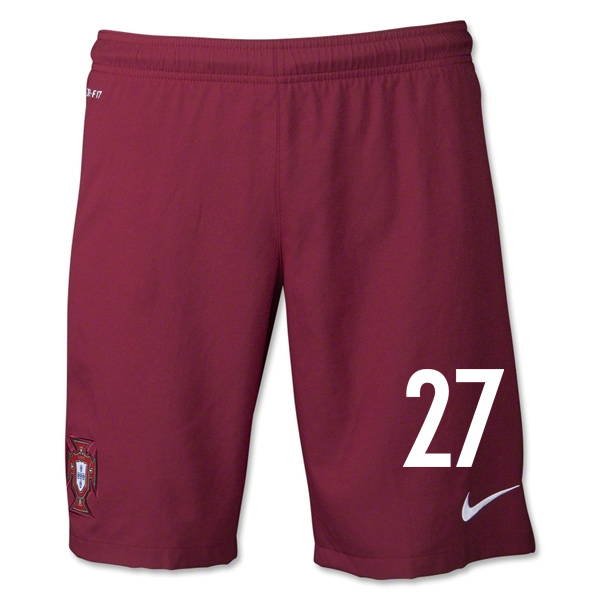 2016-17 Portugal Home Shorts (27)
