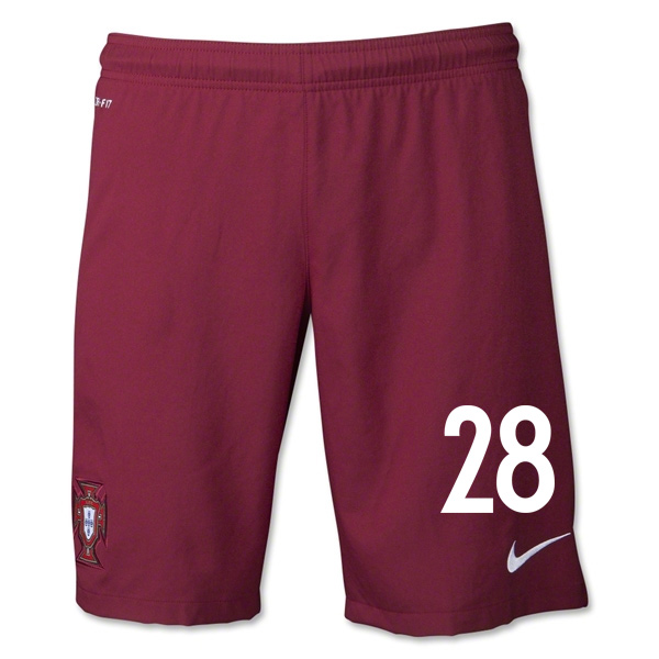 2016-17 Portugal Home Shorts (28)